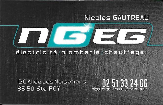 Pétanque logo NGEG